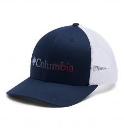 Gorra Columbia Mesh Snap Back Hat marino