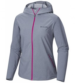 Columbia Softshell jacket Heather Canyon grey