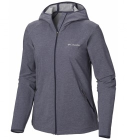 Columbia Softshell jacket Heather Canyon marine