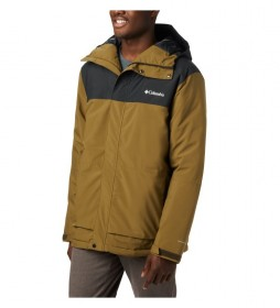 Columbia Horizon Explorer Insulat jacket green