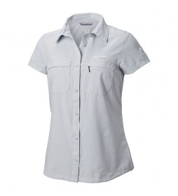 Columbia Grey Irico shirt