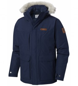 Columbia Jacket Marquam Peak Marine Jacket