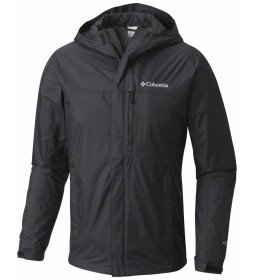 Columbia Mens Pouring Adventure J jacket black
