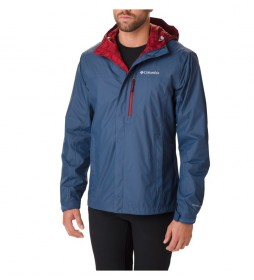 Columbia Mens Pouring Adventure J marine jacket