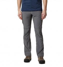Pantalones Silver Ridge II Convertible gris / Polartec® / Alpha® /