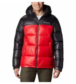 Chaqueta Pike Lake  Hooded rojo, negro /Omni-Heat®/