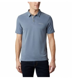 Polo Nelson Point gris