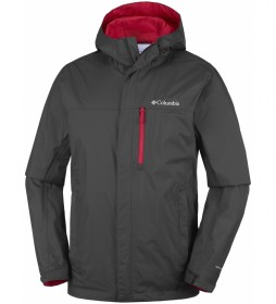 Columbia Pouring Adventure II jacket anthracite