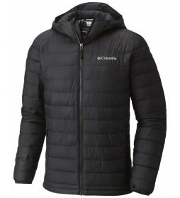 Columbia Jacket Powder Lite Hooded Jkt black