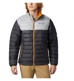 Columbia Powder Lite Jkt jacket dark grey