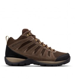 Columbia REDMOND V2 MID Boots WP brown