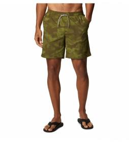 Shorts Summerdry camuflaje