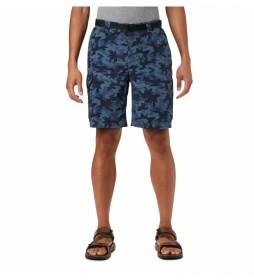 Shorts Silver Ridge camuflaje marino