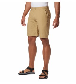 Shorts Washed Out beige