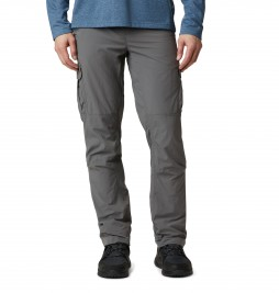 Pantalones Silver Ridge II Cargo gris / Omni-Wick / Omni-Shade /