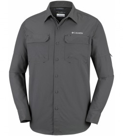 Columbia Shirt Silver Ridge II grey