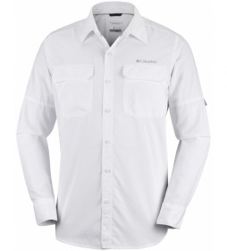 Columbia Silver Ridge II shirt white
