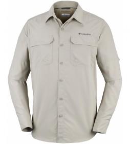 Columbia Shirt Silver Ridge II beige