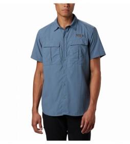 Camisa Cascades Explorer azul
