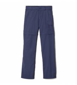 Pantalones convertibles Silver Ridge IV azul