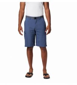 Shorts Cascades Explorer azul