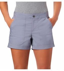 Shorts Longer Days lila