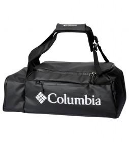 Columbia Street Elite convertible black backpack / 30.5x55.9x25.4cm