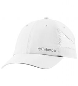 Columbia Gorra Tech Shade blanco