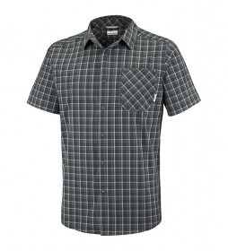 Columbia Triple Canyon shirt anthracite