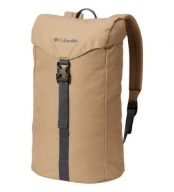 Columbia Backpack Urban Lifestyle brown / 25L / 17.8x30.5x44.5cm