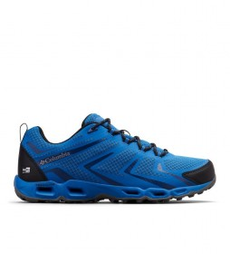 Columbia Ventralia 3 Low OutDry Shoes blue