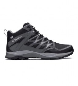 Columbia Wayfinder Mid OutDry Shoes black, grey
