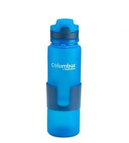 COLUMBUS Aqua 650 blue/ 650ml / 200 g flexible bottle