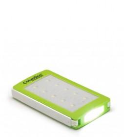 COLUMBUS Lámpara/Linterna solar Kore verde / 80 lumens / 84 g