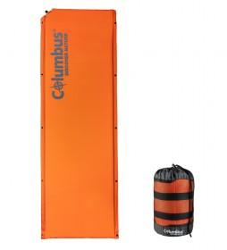 COLUMBUS Aislante autoinflable SM7 naranja / 183x51x3 cm / 1,190 Kg