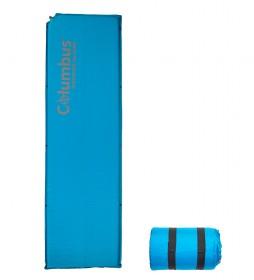 COLUMBUS Aislante autoinflable SM9 azul / 183x51x3 cm / 1,190 Kg