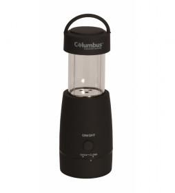 COLUMBUS Twin lamp TLT1 black / 14 LED /150 g