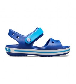 Sandalias Crocband Kids azul