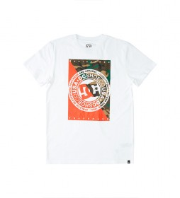 Camiseta Warfare SS 211 blanco