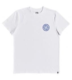 Camiseta Circle Star FB SS 3 blanco