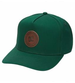 Gorra Reynotts verde