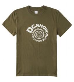 Camiseta Spiral TSS verde