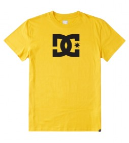 Camiseta Star HSS amarillo
