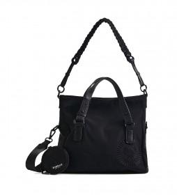 Bolso Mandarla Loverty 2.0 negro -29.4x15.8x21cm-