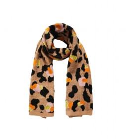 Bufanda Leopard animal print