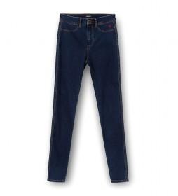 Pantalón Denim Twoskin azul