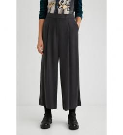 Pantalón Madison gris oscuro