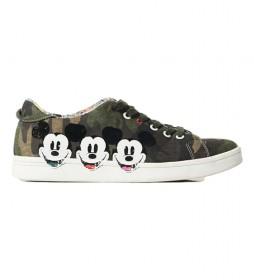 Zapatillas Cosmic Mickey camuflado