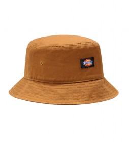 Sombrero Clarks Grove marrón