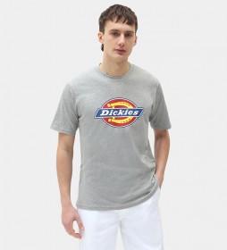 Camiseta Icon Logo gris